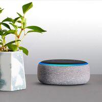 Hoy te puedes hacer con un altavoz con Alexa como el Echo Dot de 3ª generación a precio de Black Friday: Amazon te lo deja en 19,99 euros