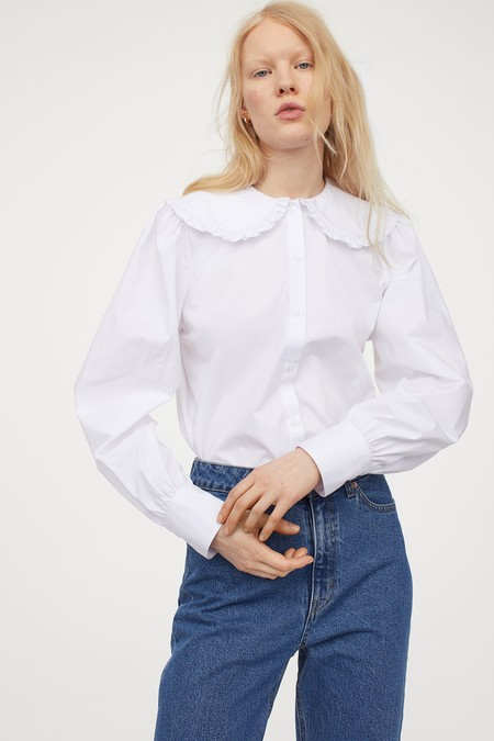Cuello Bobo Camisa Low Cost Aw 2020 09