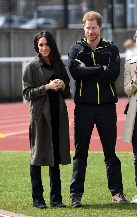 Meghan Markle Y El Principe Harry 3