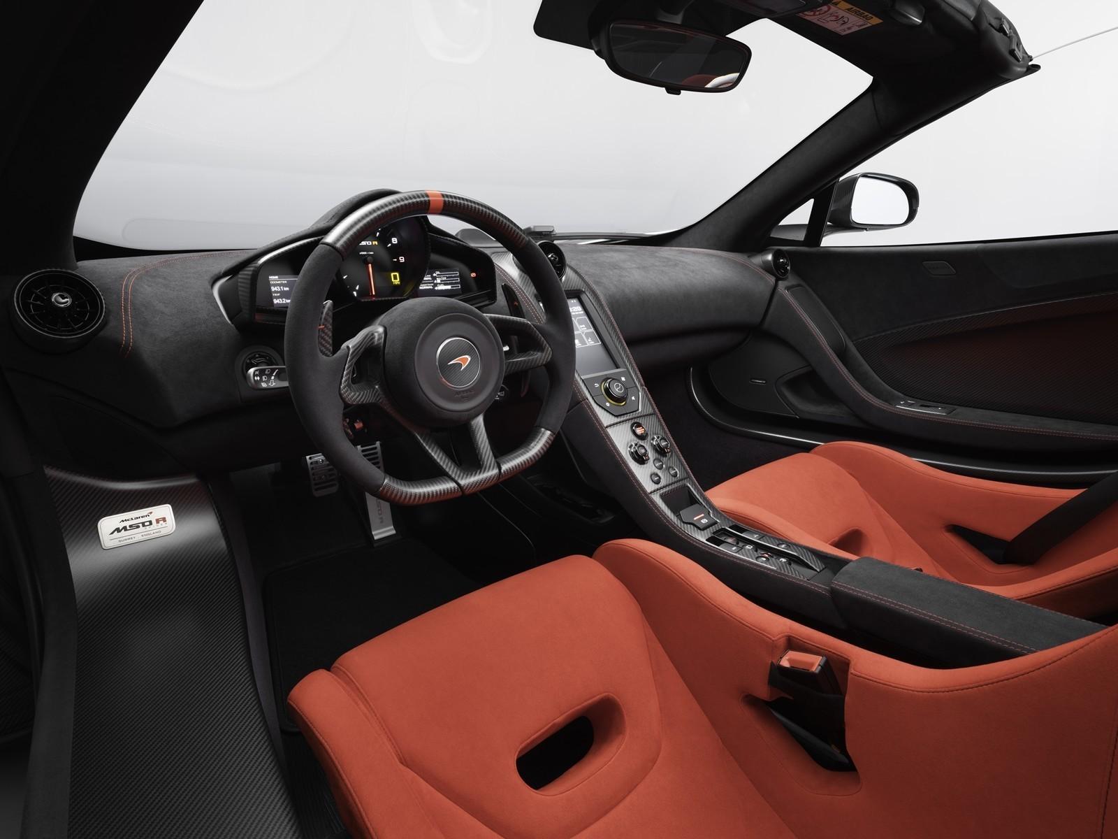 Foto de McLaren MSO R Coupé y R Spider (3/13)