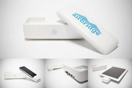 AirBridge, un gadget que promete ser AirPlay con esteroides