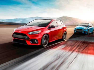 Ford Focus RS Limited Edition: Con esta versión Ford despide al Focus RS