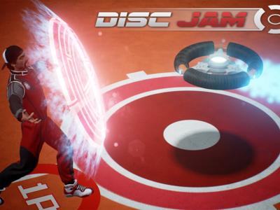 Todos tienen que jugar la beta de Disc Jam en PS4 y Steam, es el nuevo Rocket League en términos de adicción