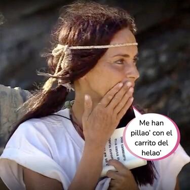Las trampas de Olga Moreno en 'Supervivientes' de las que nadie se ha percatado: esconde la comida