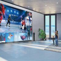 LG tiene nuevas pantallas DVLED de hasta 325 pulgadas: resolución 8K para llevar el cine al hogar, por casi 2 millones de dólares