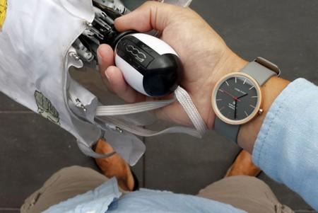Elegantes, claros y simples: relojes Comb-o & Co.