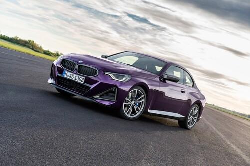 BMW Serie 2 Coupé revelado a detalle: así será el nuevo deportivo de BMW fabricado en México para el mundo