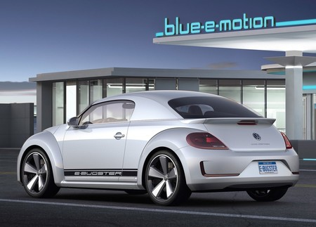 Volkswagen E Beetle 2