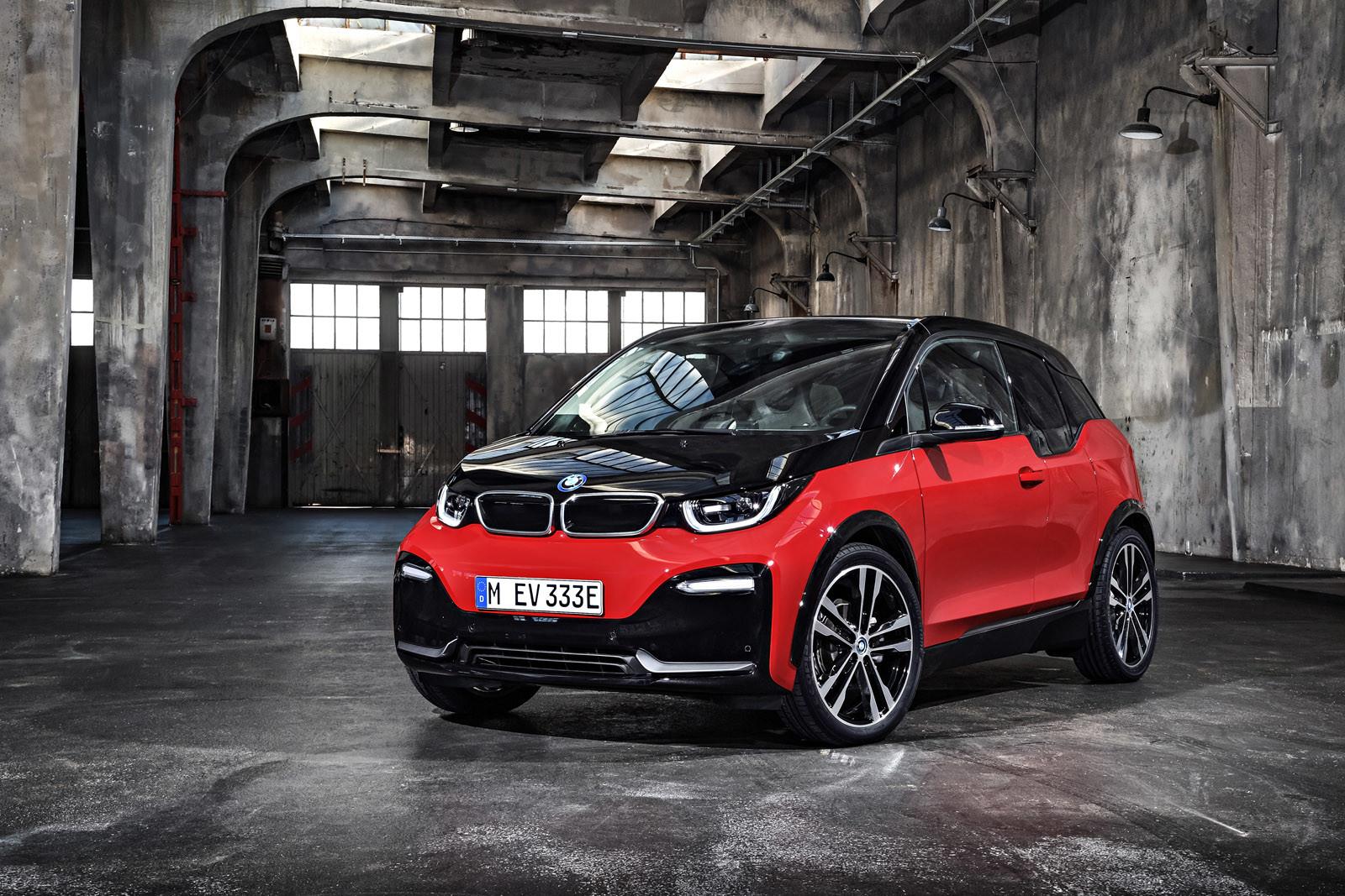Foto de BMW i3 y i3s 2018 (91/139)