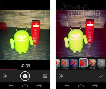 Path para Android