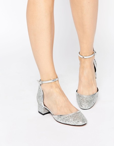 Valentino Zapatos Glitter Asos 2016 2