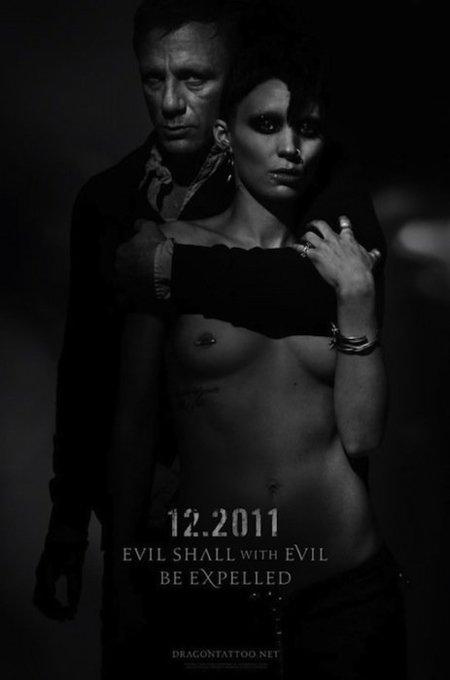 Rooney Mara poster