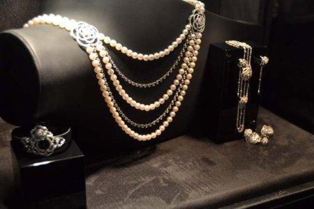 Joya Chanel colección Primavera-Verano 2012