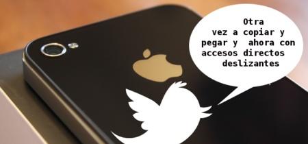 Twitter actualiza sus aplicaciones para iPhone y Android