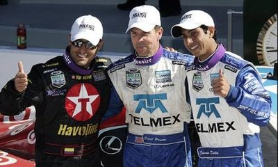 Montoya gana las 24 Horas de Daytona