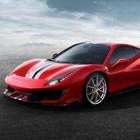 El Ferrari 488 Pista monta el V8 más potente en la historia de la marca