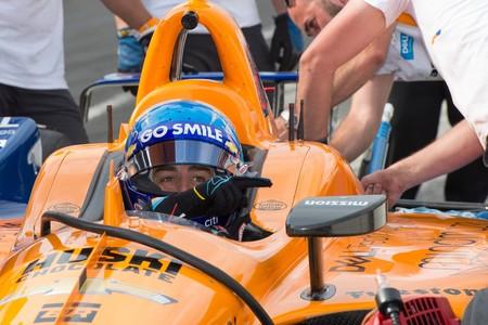 Fernando Alonso 500 Millas Indianapolis 2019