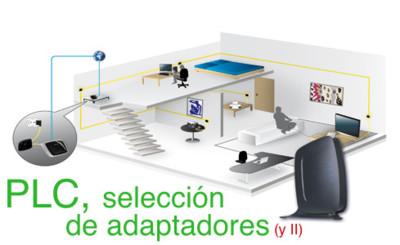 PLC, selección de adaptadores Powerline (y II)