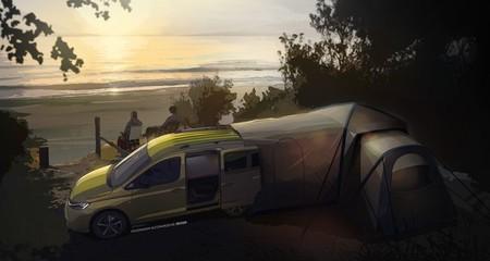Volkswagen Caddy Beach 2020 1