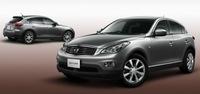 Nissan Skyline Crossover, el Infiniti EX japonés