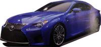 Otro anticipo del Lexus RC F