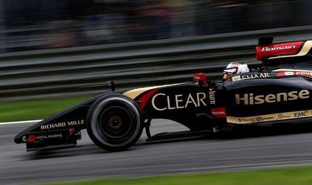 Romain Grosjean espera ser superado por los Marussia en Monza