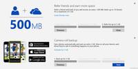 OneDrive ofrecerá hasta 8 GB de almacenamiento extra por invitar a amigos y sincronizar fotos