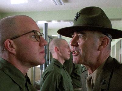 Muere R. Lee Ermey: adiós al mítico sargento de 'La chaqueta metálica'