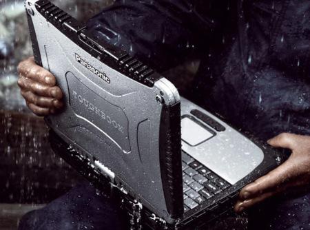Toughbook C-19. Panasonic Renueva su portátil todoterreno