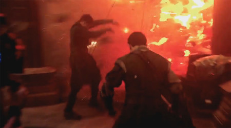 Explosiones Doctor Strange 3