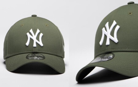 Gorra Beisbol New Era 9forty New York Yankees Verde 2