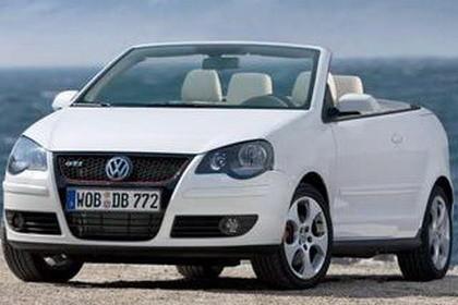 Recreación del Volkswagen Polo Cabrio