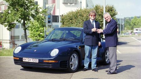 Porsche Entrega Sus Autos En La Fabrica 8