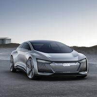 Audi nos muestra el auto del futuro en la forma del Aicon Concept