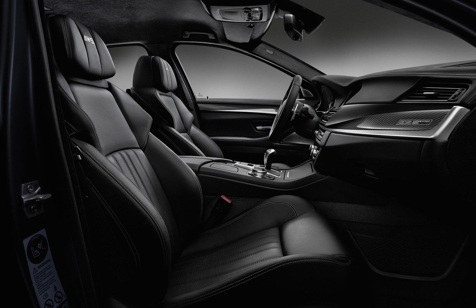 Foto de BMW M5 Competition Edition (2/6)