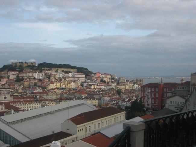 Foto de Mirador San Pedro de Alcántara, Lisboa (3/5)