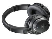 ATH-ANC9 QuietPoint, la gama alta de Audio-Technica con cancelación activa de ruido