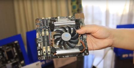 ECS revela motherboards LGA que podrán usarse en plataformas mini-STX
