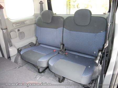 Nissan Evalia 7