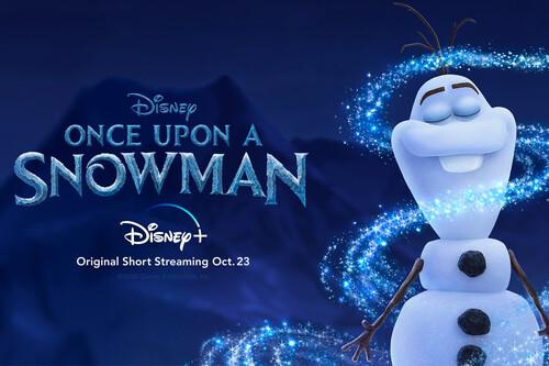'Érase una vez un muñeco de nieve': Disney+ nos trae un divertido corto sobre los orígenes de Olaf que llena un vacío en 'Frozen'