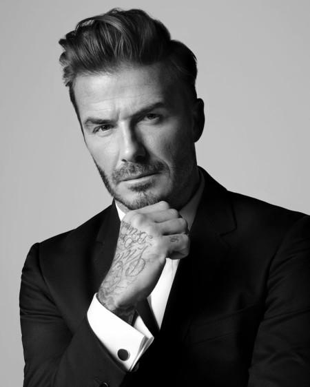 David Beckham representa la belleza masculina como imagen de Biotherm Homme
