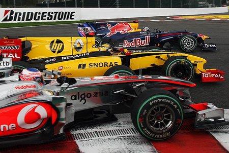 La FIA publica el calendario de 2011