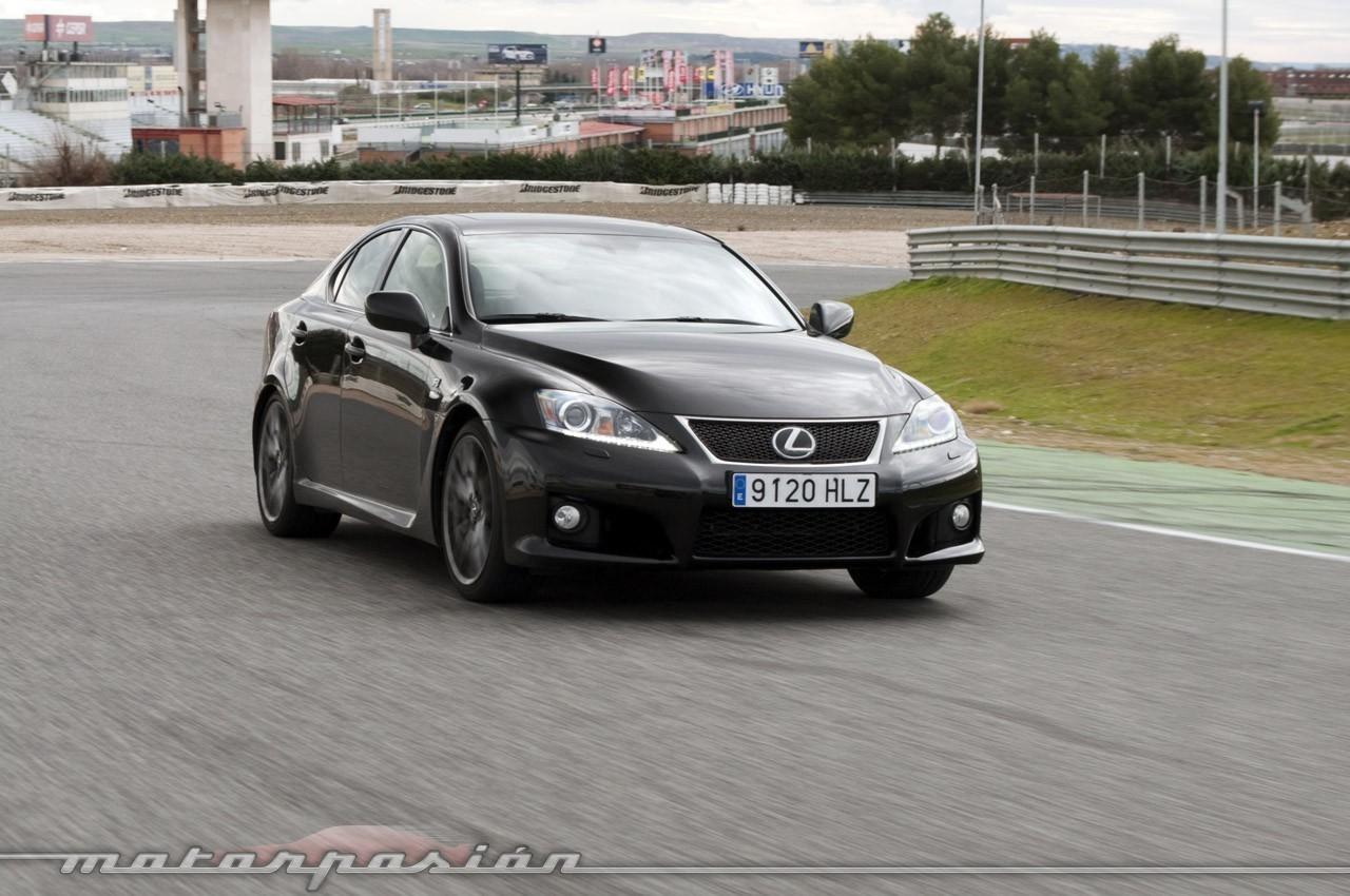 Foto de Lexus IS F (prueba) (15/46)