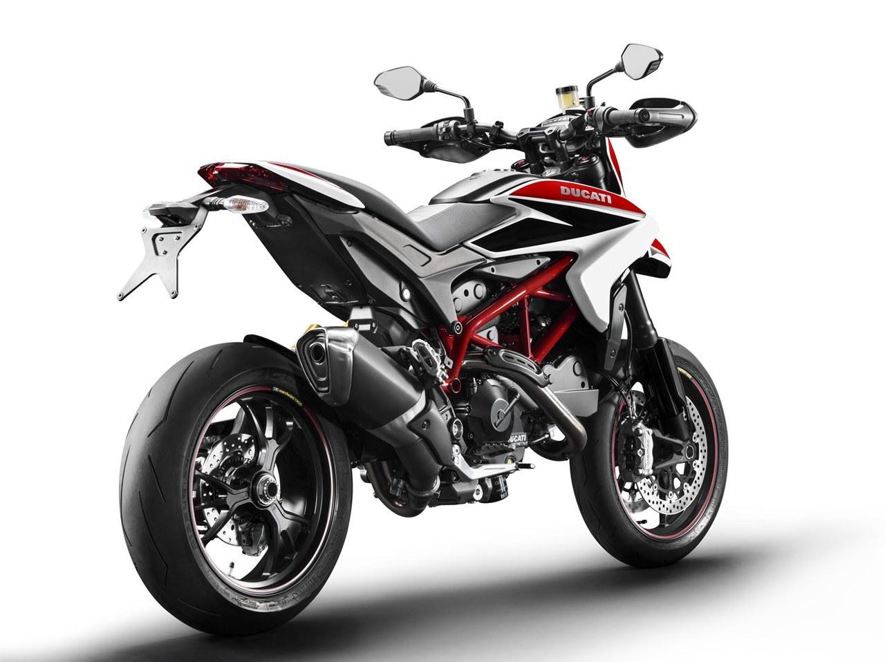 Foto de Ducati Hypermotard, Hypermotard SP e Hyperstrada (16/19)
