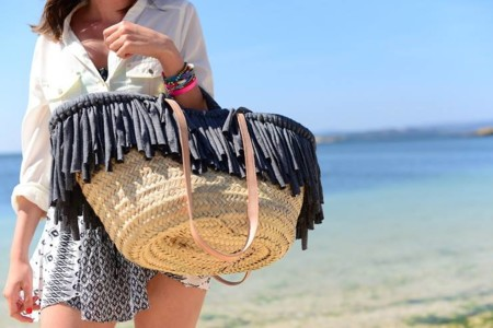 D jate conquistar por estos complementos de playa - Cestas de playa personalizadas ...