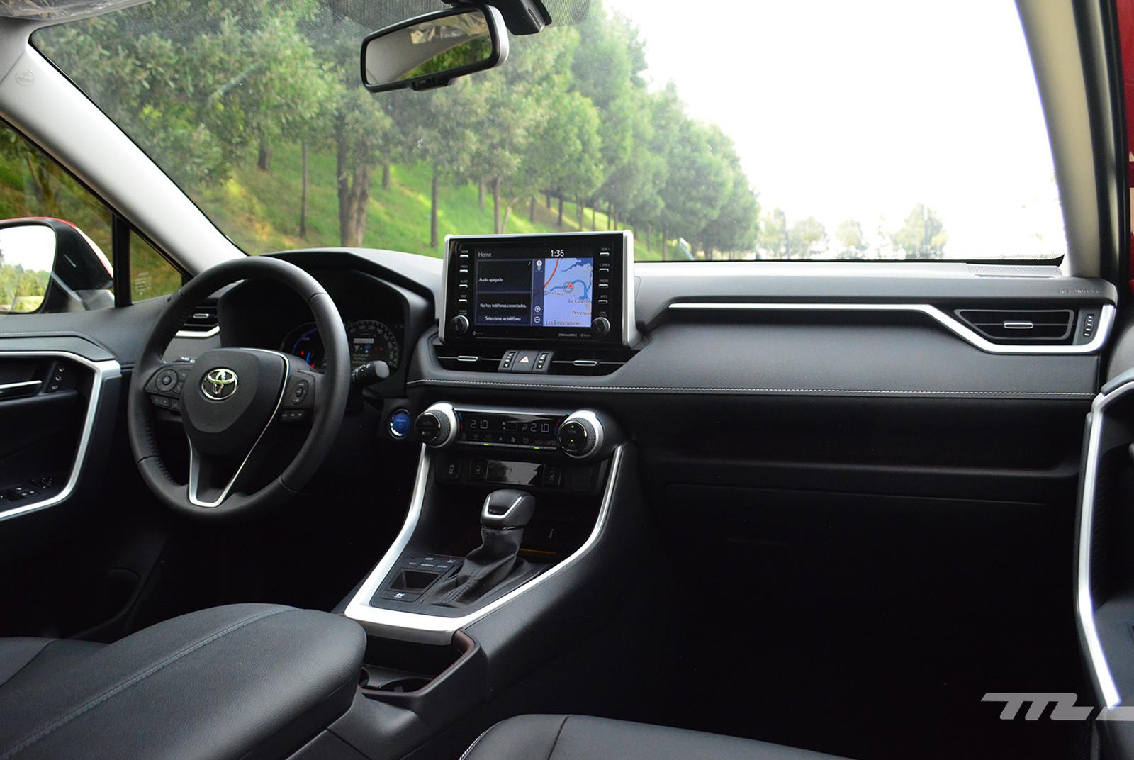 Foto de Toyota RAV4 Hybrid (prueba) (10/21)