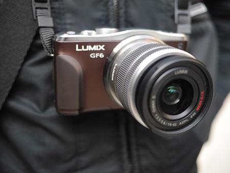 Lumix GF6 brown