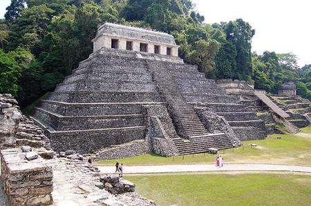 el templo de Palenque