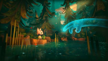 Anunciado Ghost Giant, lo nuevo de los creadores de Fe para PS VR en el que ayudaremos a unos simpáticos animales [E3 2018]