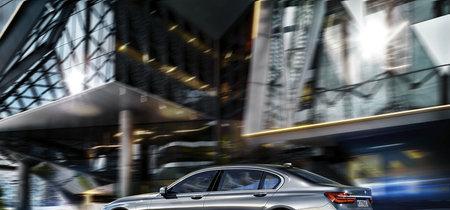 BMW entrenará una flota de Serie 7 como coches autónomos para preparar el camino a iNext